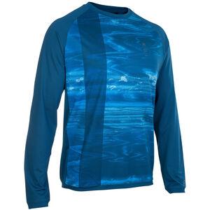 ION Traze AMP Langarm-Shirt Herren ocean blue ocean blue