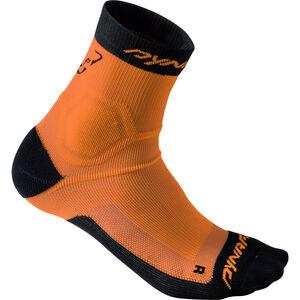 Dynafit Alpine Short Socks Women fluo orange bei fahrrad.de Online