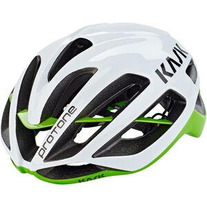 Kask Protone Helm weiß/grün weiß/grün