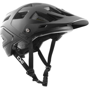 TSG Scope Solid Color Helmet Herren satin black satin black