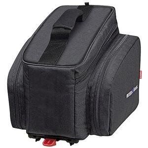 KlickFix Rackpack 2 Gepäckträgertasche für Racktime schwarz schwarz