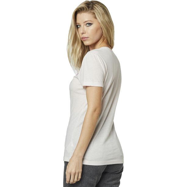 Fox Drifter Kurzarm T-Shirt Damen light pink