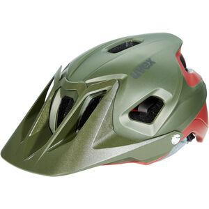UVEX Quatro Integrale Helmet green green