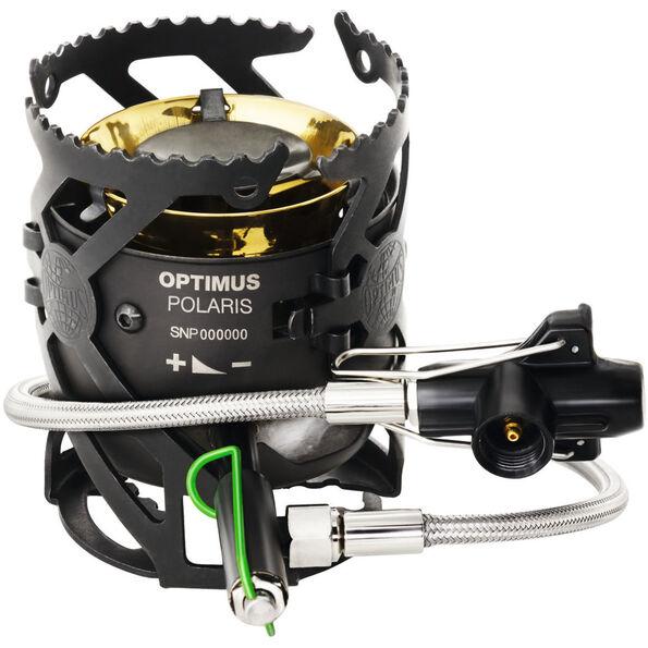 Optimus Polaris Optifuel Kocher mit 0,4L Brennstoff Flasche