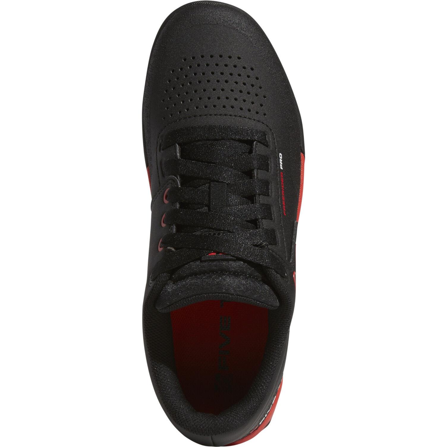 adidas Five Ten Freerider Pro Shoes Herren core blackredftwr white