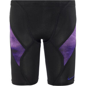 Nike Swim Cumulus Jammer Jungs court purple court purple