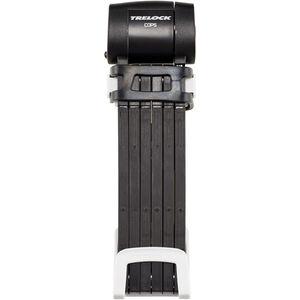 Trelock FS 460 COPS L Faltschloss 100 cm weiß weiß