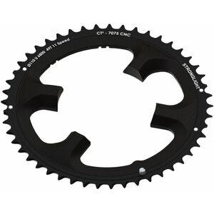 STRONGLIGHT Ultegra Kettenblatt außen 11-fach ct² schwarz schwarz