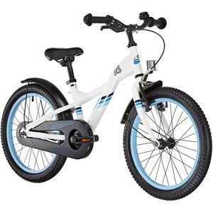 s'cool XXlite 18 steel White/Blue bei fahrrad.de Online