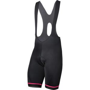 Etxeondo Kom 19 Bib Shorts Herren black-pink black-pink