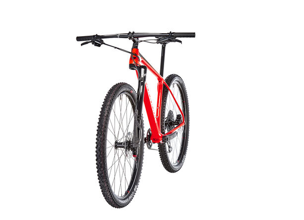 """Cannondale F-Si Carbon 3 29"""" acid red"""