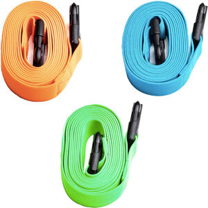 Swimrunners Guidance Pull Belt Cord 3-Pack Neon Green/Blue/Orange bei fahrrad.de Online