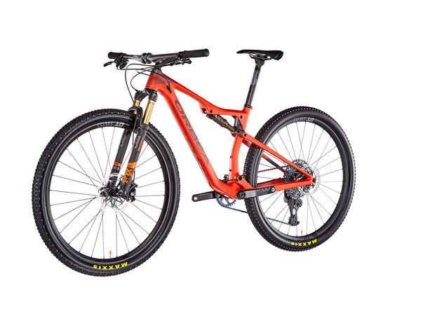 """ORBEA Oiz M-LTD 29"""" orange/black"""