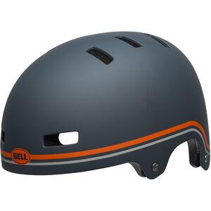Bell Local Helmet classic matte slate/orange classic matte slate/orange