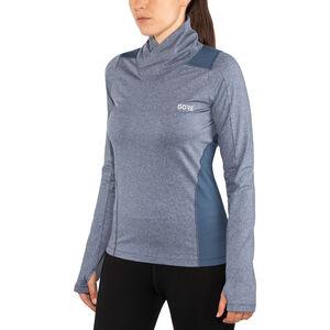 GORE WEAR R3 Thermo Long Sleeve Shirt Women deep water blue bei fahrrad.de Online
