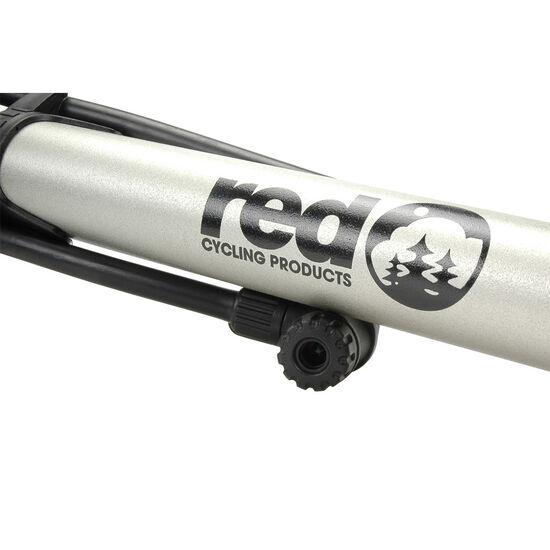 Red Cycling Products Big Air Two Standpumpe grau/schwarz bei fahrrad.de Online
