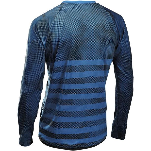 Northwave Enduro MTB LS Jersey Herren nautical blue