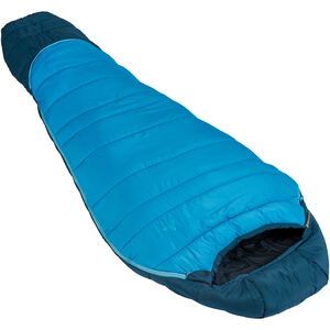 VAUDE Kobel Adjust 500 Syn Sleeping Bag Kinder baltic sea baltic sea