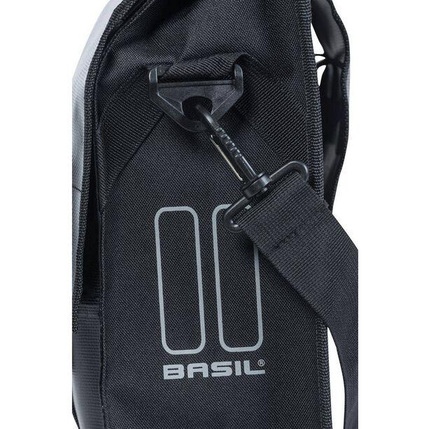 Basil Urban Load Schultertasche 15-17l schwarz/schwarz