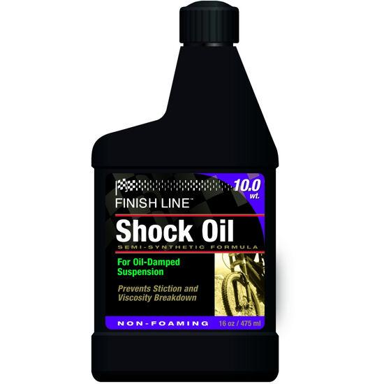 Finish Line Shock Oil Federgabelöl schwarz bei fahrrad.de Online