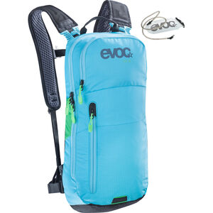 EVOC CC Backpack 6 L + Hydration Bladder 2 L neon blue neon blue