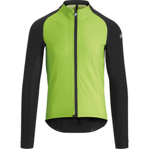 assos Mille GT Winterjacke Herren visibility green visibility green
