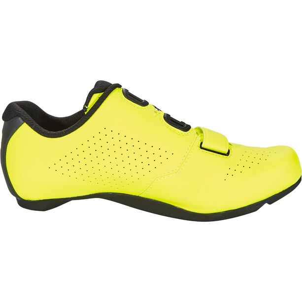 Bontrager Espresso Road Shoes Herren flourescent yellow