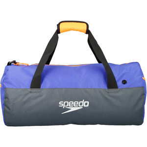 speedo Duffel Bag 30l oxid grey/ultramarine oxid grey/ultramarine