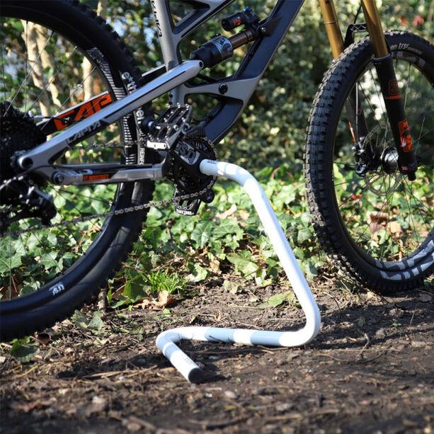 Cycloc Hobo Fahrradsttänder white