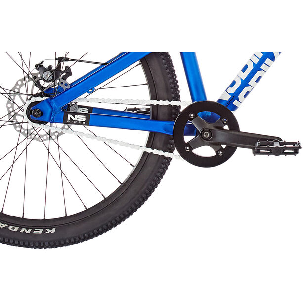 "NS Bikes Zircus 24"" Kinder blue"