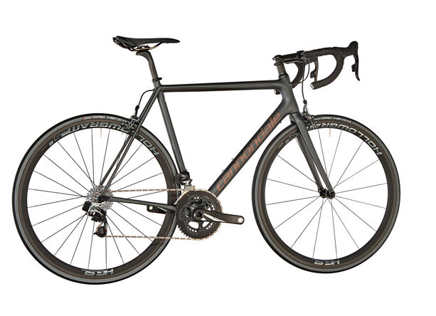 Cannondale SuperSix EVO Carbon Red eTap graphite