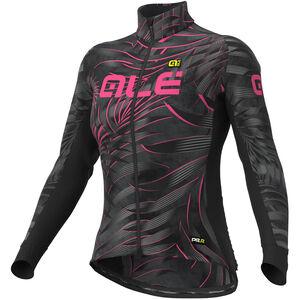 Alé Cycling Graphics PRR Sunset Jersey Damen black-fluo pink black-fluo pink