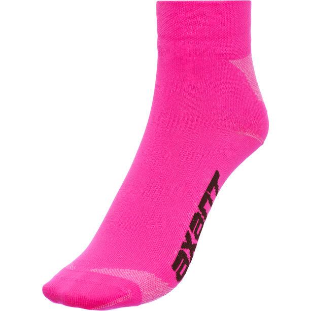axant Race Socks neon pink