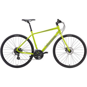 Kona Dewey 2017 lime green