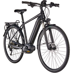 Ortler Bozen Premium Powertube Herren black matt bei fahrrad.de Online