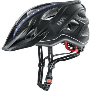 UVEX City Light Helmet anthrazit matt bei fahrrad.de Online