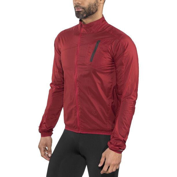 Protective Passat III Jacket Herren dark red