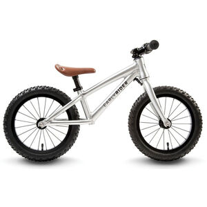 "Early Rider Trail 14"" Laufrad brushed aluminum bei fahrrad.de Online"