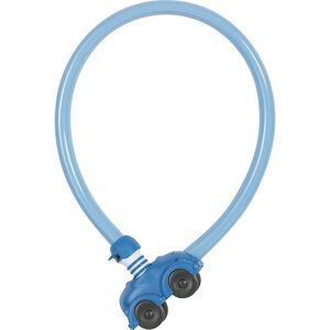 ABUS My First 1505/55 Kabelschloss blue blue