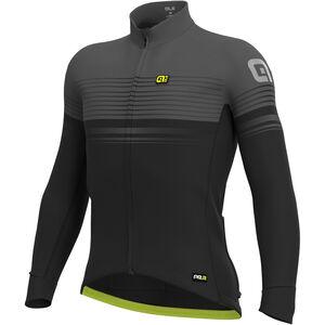 Alé Cycling Graphics PRR Slide Wind Jersey Herren black-charcoal grey black-charcoal grey
