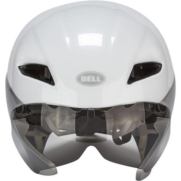 Bell Javelin Aero Helmet white/silver