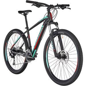 "ORBEA MX 40 27,5"" black/turqoise/red bei fahrrad.de Online"