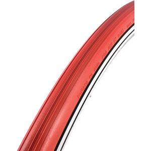 Vittoria Zaffiro Pro 700 x 23c Faltreifen für Rollentrainer red red