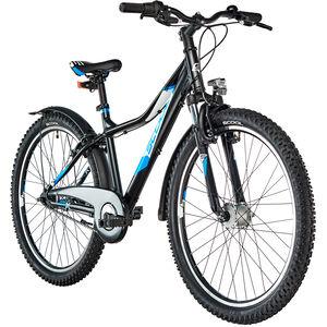s'cool troX urban 26 7-S Black/Blue Matt