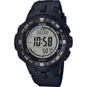 CASIO PRO TREK PRG-330-1ER Smartwatch Herren black/black/black black/black/black