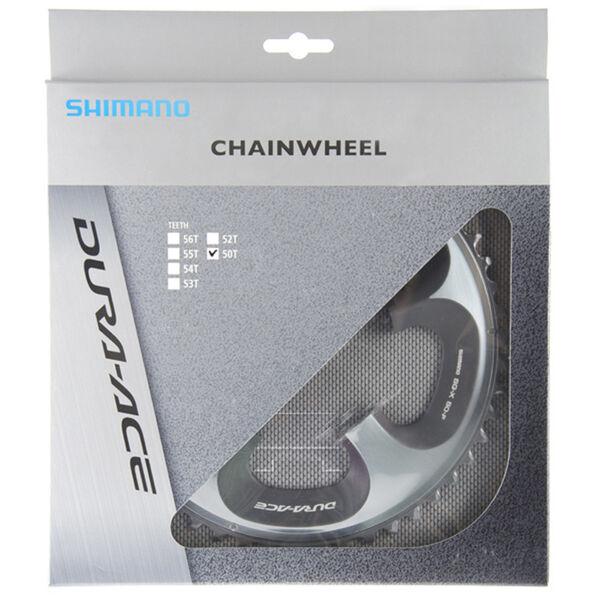 Shimano Dura Ace FC-7950 silver