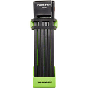 Trelock FS 200 TWO.GO L Faltschloss 100 cm grün grün