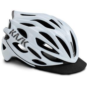 Kask Mojito X Peak Helm weiß weiß
