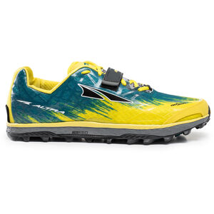 Altra King MT 1.5 Schuhe Herren blue/lime blue/lime