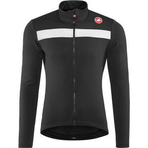 Castelli Puro 3 Full-Zip Jersey Herren light black light black
